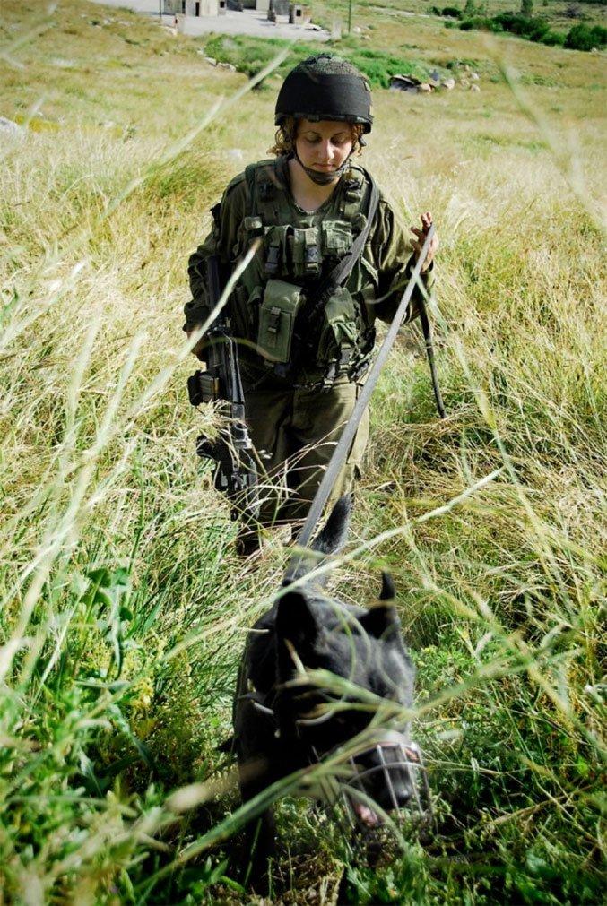 Боец батальона «Окец»